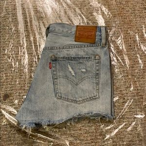 Jeans short from Levis
